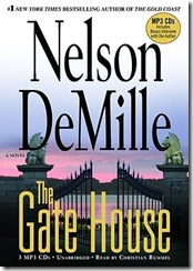 Gate House by Nelson DeMille (audio) from Hachette