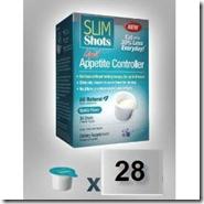 SlimShots *Vanilla pods