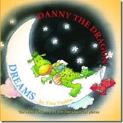 "Danny the Dragon ""Dreams"" Audio CD"