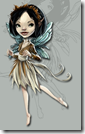 Tiana (the fairy)- Ulf's best friend, afraid of ghosts & seein blood grosses her out!