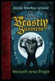 Book 1 - Werewolf vs Dragon
